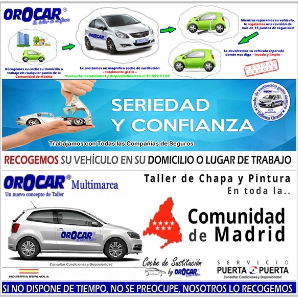 Talleres Orocar - Taller en Leganés - Madrid